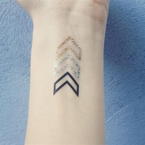 Gold Pattern Tattoo | 50 gold tattoo designs and ideas for women feel like a