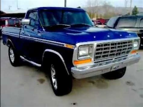 "1979 ford f150 ""vinton tx"" youtube"