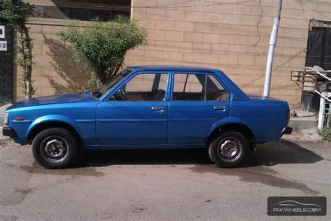 1980 Toyota Corolla Sale 1980 Toyota Corolla 1300 Related Infomation Specifications