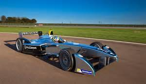 Electric Car Racing What Is Formula E