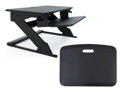 stand up treadmill desk imovr standing desks and treadmill desks