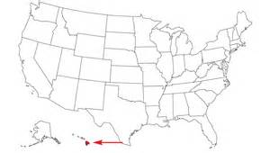 map of united states without names endangered plants kokia drynarioides