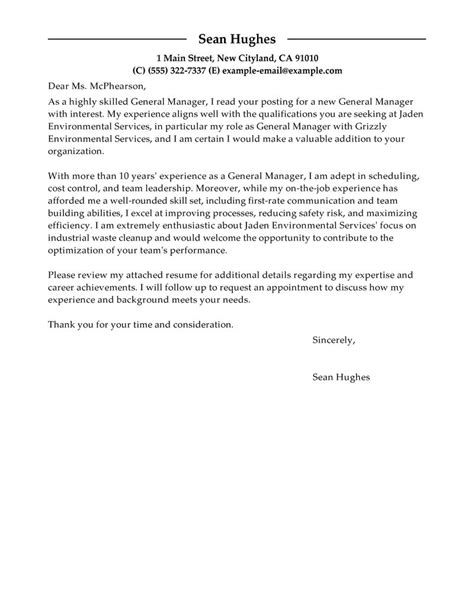 how to write general cover letter writing a general cover letter haadyaooverbayresort
