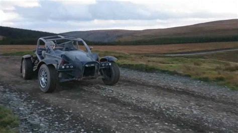 nomad road car ariel nomad all terrain sports car road testing