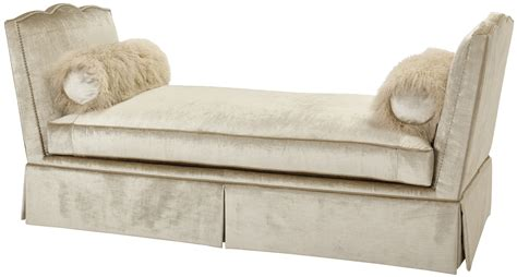 upholstered day bed upholstered daybed sofa in beige