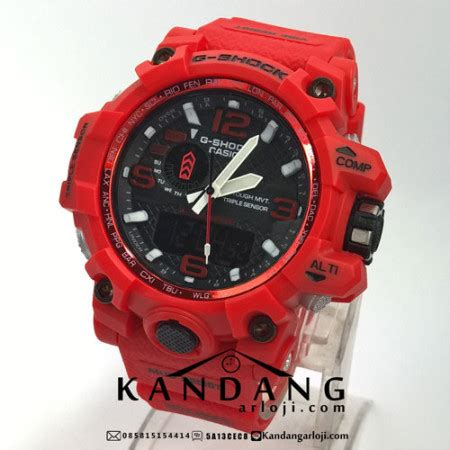 Jam Tangan Casio G Shock Mud Master Glow In The Darkblack List jual g shock mudmaster gwg 1000