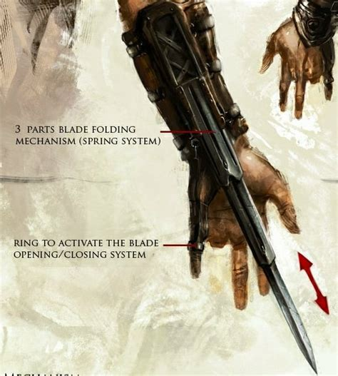 Assasin Creed Blade Ezio assassin s creed 1 2 blade