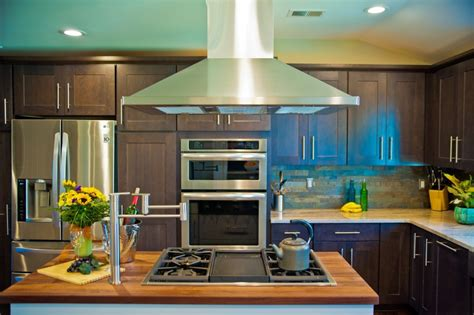 kitchen island with induction cooktop cook tops in kitchen islands design build pros