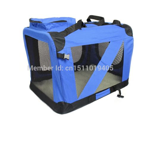 Pet Cargo Kadang Portable newest supper big carrier portable pet cage breath freely bag pet travel box free shipping jpg