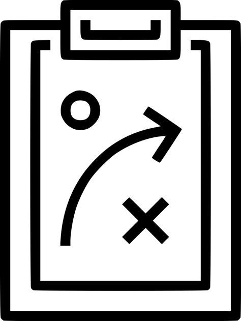 strategic plan svg png icon