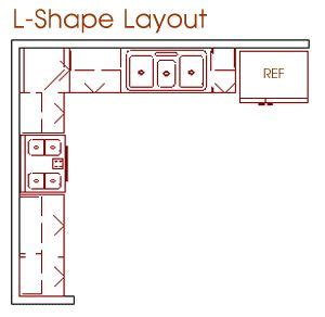 small l shaped kitchen floor plans 11 best images about floor plans on pinterest