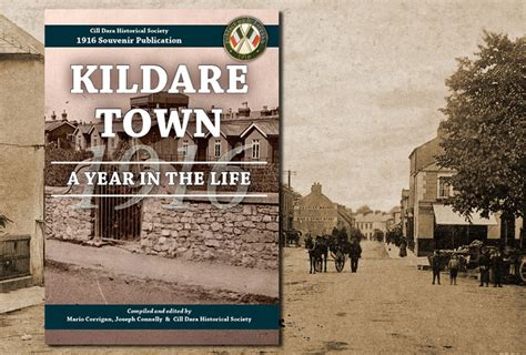 kildare council launch gis planning a year in the kildare town 1916 book launch kildare 2016