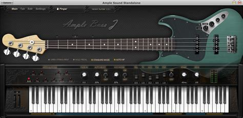 best electric guitar vst le bass j electric bass instrument by le sound