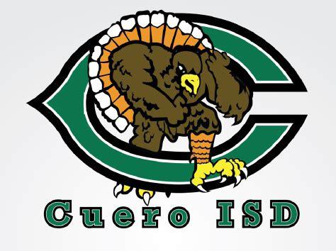 cuero isd performing arts center tech gobbler logo cuero isd