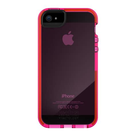 Iphone 5 5s Pink impact shell for iphone 5s 5 pink