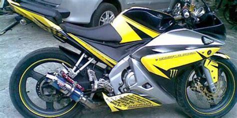 Paking Knalpot Tengah R25 Scorpioz Asli Yamaha vixion berkostum yzf r125 eropa merdeka