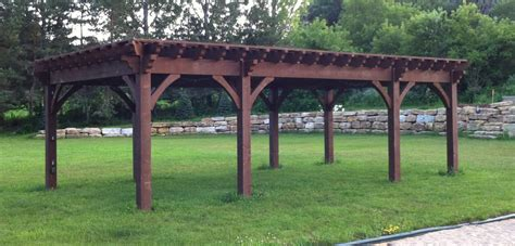timber frame pergola plans plan for a 16 x 32 oversize timber frame diy pergola western timber frame