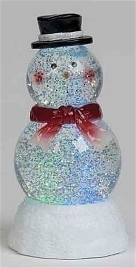 pack of 12 fl de lis glitterdome snow globe christmas