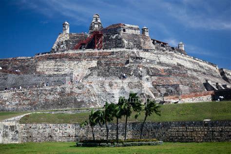 Castillo San Felipe DE Barajas IN Cartagena Columbia Stock Photos FreeImages.com