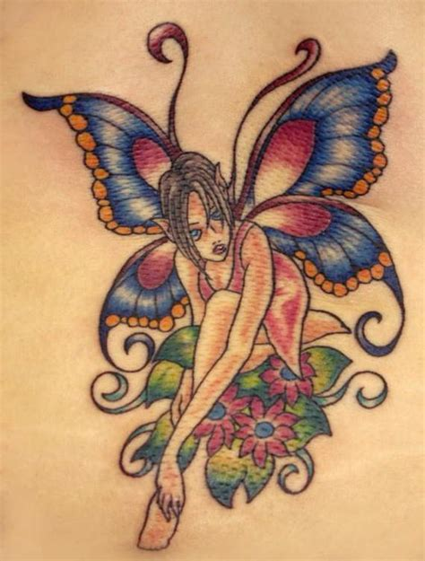117 juicy and fairy tattoos for girls