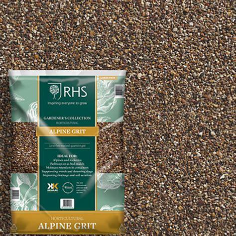 kelkay rhs horticultural alpine grit large pack lime