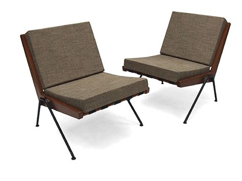 Teak Chair Vintage Furniture Chevron Chair Robin Day