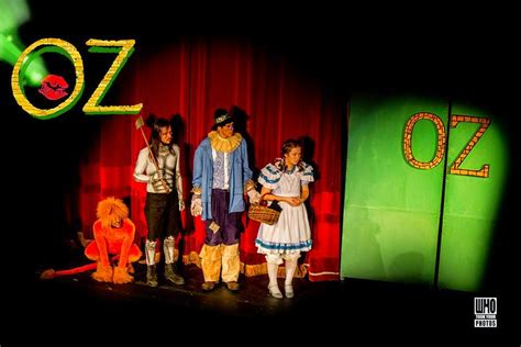 The Wizard Navy Brown Beachboys Ravre Originals seattle showcase a fresh new look at the classic story of the wonderful wizard of oz