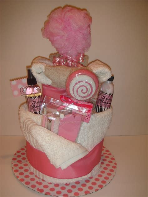 Girly Gifts - girly spa inspired gift gifts