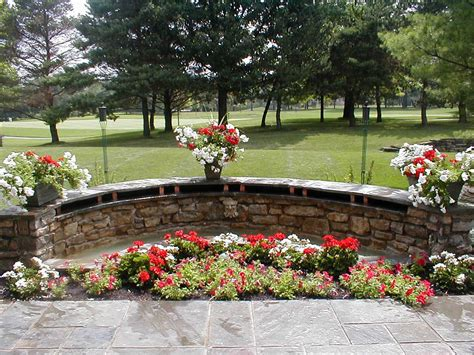 Patio Fountains by Why Do You Need Patio Design Ideas