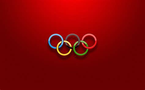 cute rings hd wallpaper red olympic rings hd wallpaper