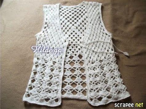 tejido de estolas sencillas 17 mejores ideas sobre chalecos de croch 233 en pinterest