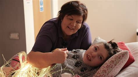 care at home ni hospice specialist care to child