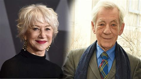filme schauen the good liar the good liar helen mirren e ian mckellen nel cast del film