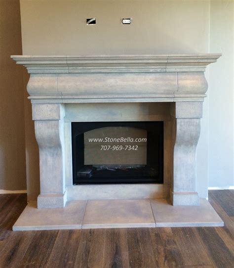 fireplace mantle surround cast world hearth