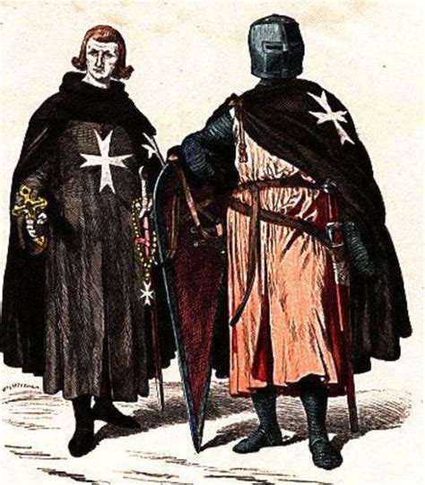 The Knights Of The Order Of Saint John Their London | the malaspinas and the order of saint john of jerusalem