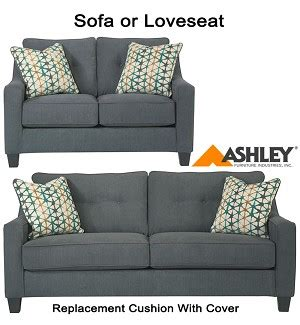 sofa cushion cover replacement ashley 174 shayla replacement cushion cover 6080438 sofa or