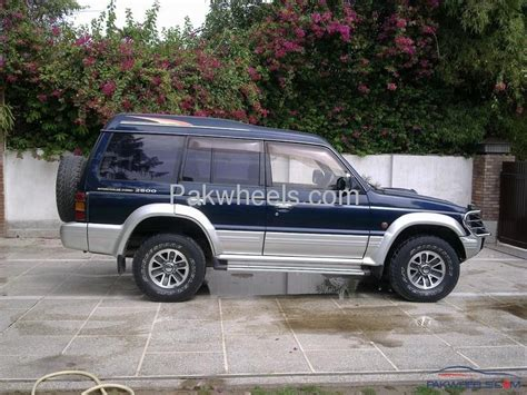 mitsubishi pajero exceed 2 8d 1997 for sale in lahore pakwheels