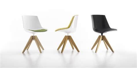 chaise pivotante flow 4 vn ch 234 ne blanc pi 232 tement