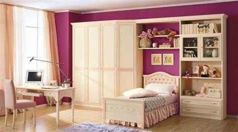 mobili x camerette camerette classiche per bambine