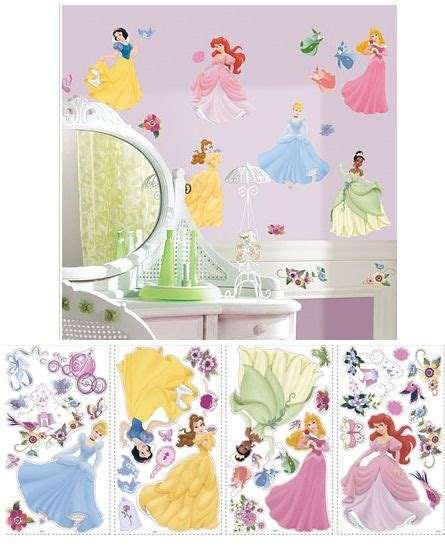Disney Princess Bedroom Stickers by 31 Best Disney Themed Rooms Images On Bedroom