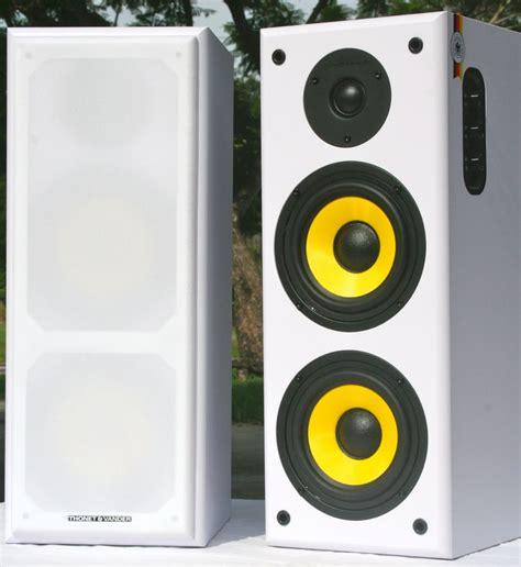 thonet vander hoch powered bookshelf speaker review