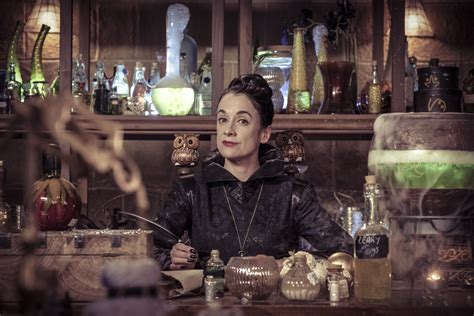 The Worst Witch spotlight on raquel cassidy entertainment views