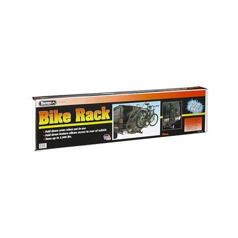 Buyers Bike Rack by Buyers 1805005 Buyers Bike Rack Fits Into 2 Quot Receiver