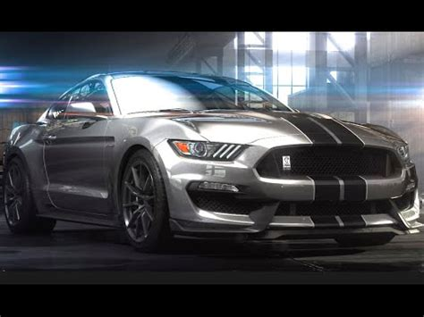 shelby gt350 mustang 2016 first commercial ford mustang