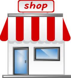 Shop front icon clip art at clker com vector clip art online