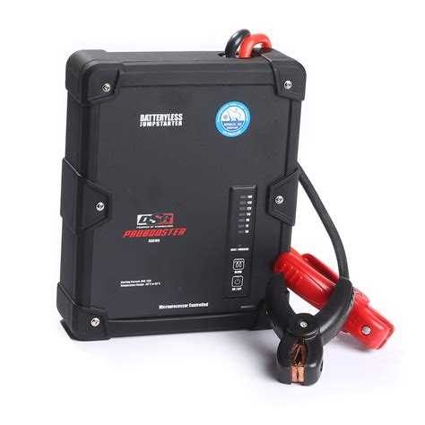 ultracapacitor jump starter schumacher dsr109 800a ultracapacitor battery less jump