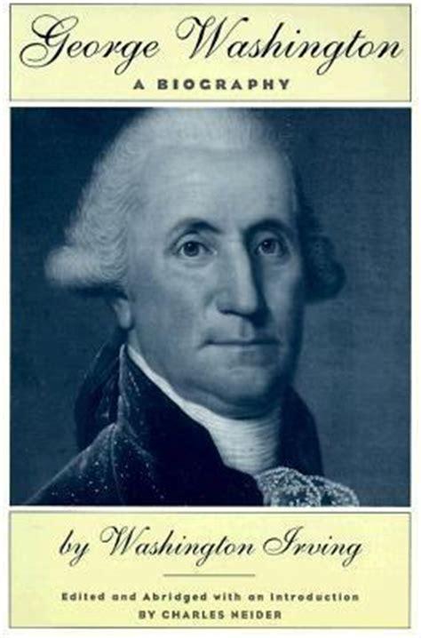 biography george washington george washington a biography rent 9780306805936