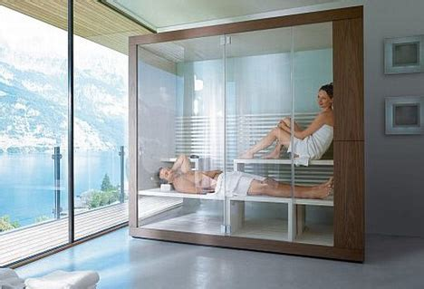 Bathroom Sauna Showers Bathrooms With Saunas Showers Space Permitting