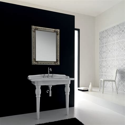 consolle bagno classico consolle bagno classica ellade 93 hidra ceramica