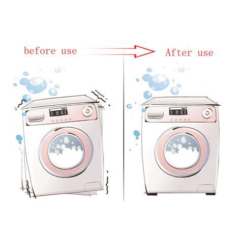 Rubber Mat For Washing Machine by 4pcs Set Washing Machine Shock Pad Non Slip Rubber Mat
